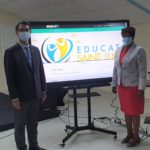 THE EDUCATION PLATFORM PROJECT WAS DEVELOPED SPECIFICALLY FOR THE MINISTRY OF EDUCATION.