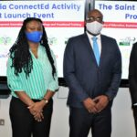 The Saint Lucia ConnectEd Activity Project : US$1 million grant from the  (USAID).