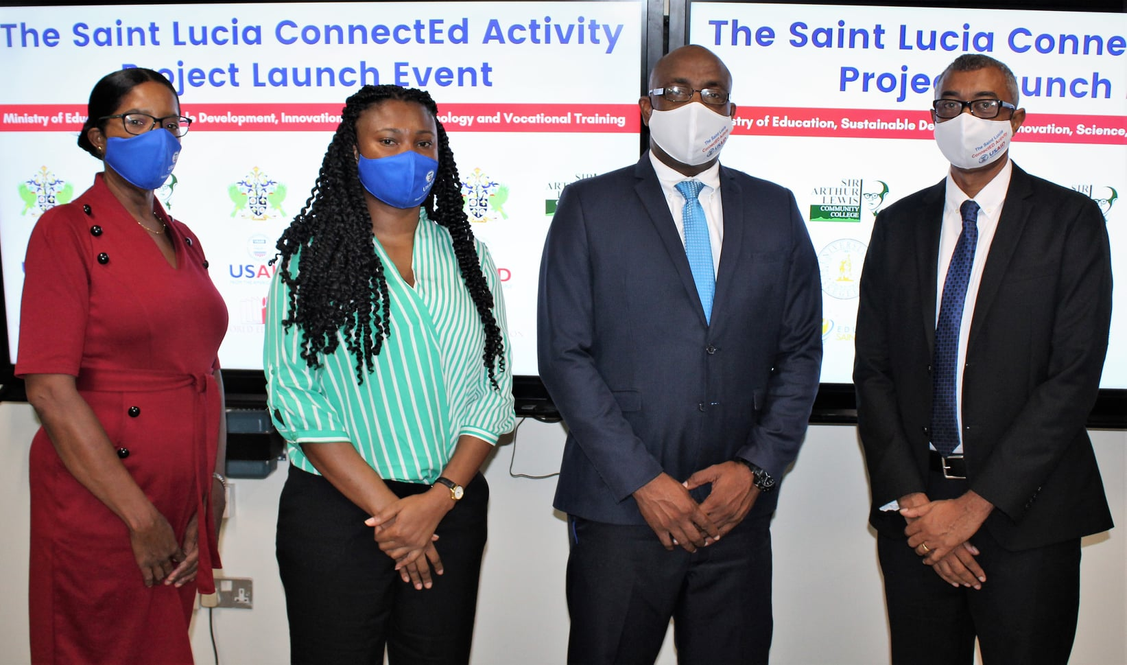 Read more about the article The Saint Lucia ConnectEd Activity Project : US$1 million grant from the  (USAID).